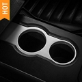 Satin Cup Holder Bezel (05-09 All)