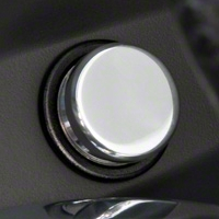 Polished Billet Cigarette Lighter Delete (79-04 All)