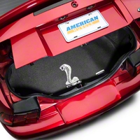Fender Gripper Trunk Mat - Cobra - Coupe (94-04 All) - AM Exterior TM94-04MUCPCS