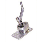 Steeda Tri-Ax Shifter w/Handle - TR-3650 TR-3650 (01 Cobra; Late 01-04 GT, Mach 1) - Steeda 555-7363