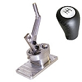 Steeda Tri-Ax Shifter and Ford Racing Shift Knob - T-5/T-45 (82-Early 01 V8; 93-99 Cobra; 94-04 V6) - Steeda KIT