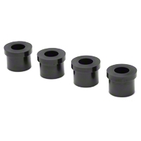 Steeda Standard Steering Rack Bushings (85-04 All) - Steeda 097-U-61096-BL