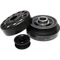 Steeda Underdrive Pulleys (96-99 Cobra; 01 Bullitt) - Steeda 701-0002