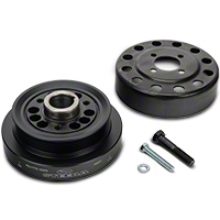 Steeda Underdrive Pulleys (05-10 GT) - Steeda 701-0005-A