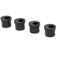 Steeda Offset Steering Rack Bushings (85-04 All) - Steeda 122-10020-G
