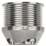 Steeda Supercharger Pulley - 2.65 in. (07-12 GT500) - Steeda 555-3345