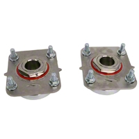 Steeda Heavy Duty Upper Strut Mounts (11-13 GT, V6) - Steeda 555-8135