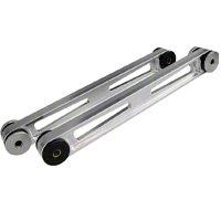 Steeda Billet Rear Lower Control Arms - Spherical Bearing (05-14 All) - Steeda 555-4406