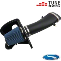 Steeda Cold Air Intake (10-14 GT500) - Steeda 555-3165