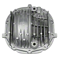 Steeda Finned Differential Cover - 8.8in (86-14 GT, Mach 1; 07-12 GT500; 93-98 Cobra; 11-14 V6) - Steeda 555-8143