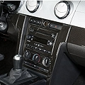 Carbon Fiber Dash Overlay Kit (05-09 All) - AM Interior 0212-RBCF-Man-All||0212-RBCF-Auto-All