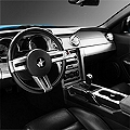 Brushed Aluminum Dash Overlay Kit (05-09 All) - AM Interior 0212-RBA-Auto-All||0212-RBA-Manual-All