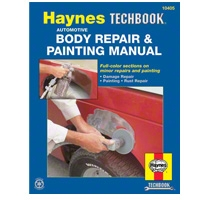 Haynes Automotive Body Repair And Painting Manual - AM Accessories 113573||9781850104797