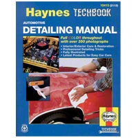 Haynes Automotove Detailing Manual