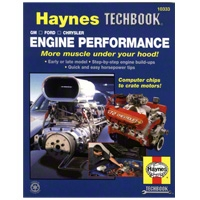 Haynes Engine Performance Manual - AM Accessories 146672||9781563926938