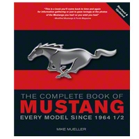 The Complete Book of Mustang - Book