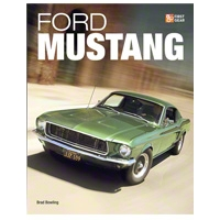 First Gear: Ford Mustang - Book - AM Accessories 149599||9780760338087