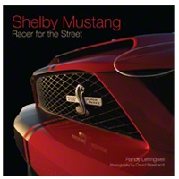 Shelby Mustang: Racer for the Street - Book - AM Accessories 149792||9780760339459