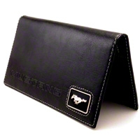 Running Pony Checkbook Cover - AM Accessories MH1518
