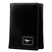 Running Pony Tri-Fold Wallet - AM Accessories MH1530