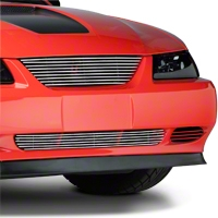 Modern Billet Polished Billet Grille - Lower (99-04)