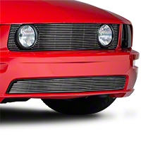 Modern Billet Polished Billet Grille - Lower (05-09 GT) - Modern Billet 17008