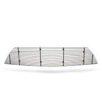 Black Billet Grille - Lower (07-09 GT500) - Modern Billet GRL-05-500-UPP-BLK