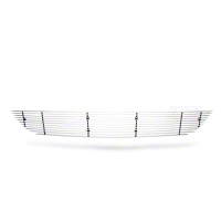Polished Billet Grille - Lower (07-09 GT500) - Modern Billet GRL-05-500-LOW