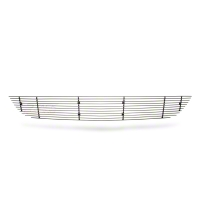 Black Billet Grille - Lower (07-09 GT500) - Modern Billet GRL-05-500-LOW-BLK