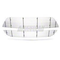 Modern Billet Polished Billet Grille - Combo (07-09 GT500)