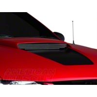 Polished Hood Scoop Billet Insert (99-04 GT)