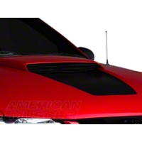 Modern Billet Black Hood Scoop Billet Insert (99-04 GT)