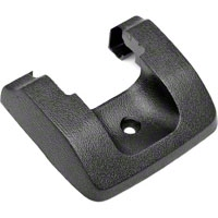 Sunroof Interior Latch Cover - Black (79-93 All) - AM Restoration D7FZ-6250362