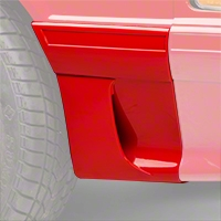 RH Fender Molding w/ Side Scoop - Front (91-93 GT) - AM Restoration F1ZZ-16162-B