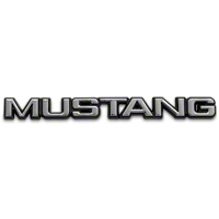 MUSTANG Trunk Emblem - AM Restoration D9ZZ-6642528-A