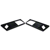 Side Marker Lens Retainer Brackets - Pair (79-86 All) - AM Lights E2ZZ-15455
