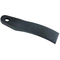 Outer Seat Belt Sleeve - Black (79-93 All) - AM Restoration D9ZZ-6161175-B