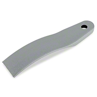 Outer Seat Belt Sleeve - Gray (87-93 All) - AM Restoration E7ZZ-6161175-G