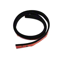 T-Top Beaded Felt Weatherstrip (81-88 All) - AM Restoration E1ZZ-6650080