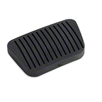 Brake Pedal Cover - Auto (79-93 All) - AM Restoration E1BZ-2457-B