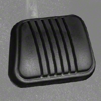 Clutch/Brake Pedal Cover - Manual (79-93 All) - AM Restoration D1FZ-2457
