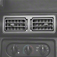 A/C Center Vent and Housing Assembly (87-93 All) - AM Restoration F3ZZ-19893-F
