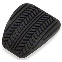 Clutch/Brake Pedal Cover - Manual (94-04 All) - AM Restoration F4ZZ-2457||F4ZZ-2457