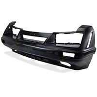 Front Bumper Cover - Unpainted (85-86 GT) - AM Restoration E5ZZ-8190-B