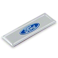 Ford Rocker Panel Emblem (79-86 All) - Ford D9ZZ-16228-RK