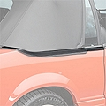 Convertible Top Boot Well Molding - RH (87-93 All) - AM Restoration E7ZZ-7642318