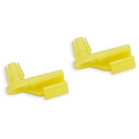 Door Lock Rod Clip - Pair (86-93 All) - AM Restoration 703-237