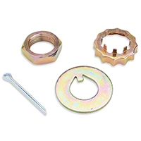 Spindle Lock Nut Kit (79-93) - AM Restoration 615-199.1