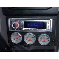 Radio Relocation Panel (87-93 All)
