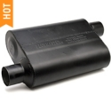 Flowmaster Super Flow 44 Series Offset Muffler - 2.5 in. (79-04 All, Excludes 99-04 Cobra) - Flowmaster 942548